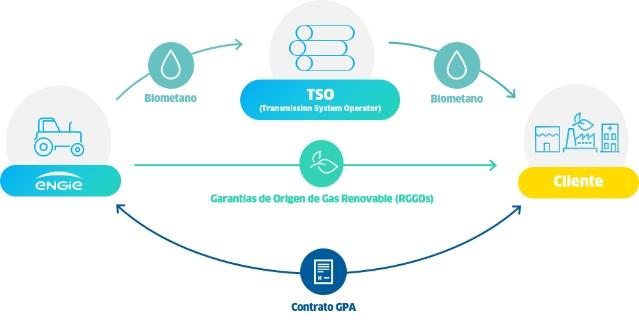 biogás plano