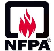 protección contra incendios logo nfpa